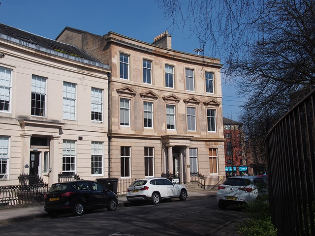 Queens Crescent on completion